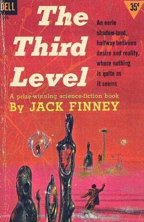 book cover of The Third Level