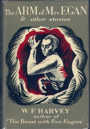 book cover of The Arm of Mrs Egan