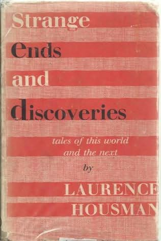 book cover of Strange Ends and Discoveries