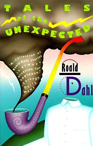 book cover of Tales of the Unexpected
