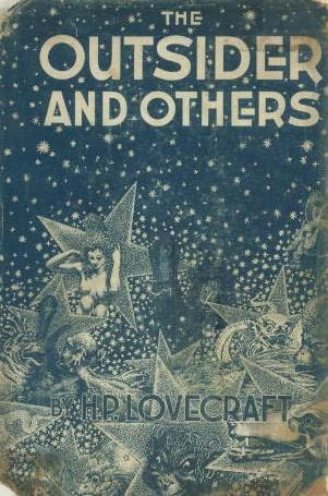 book cover of The Outsider and Others
