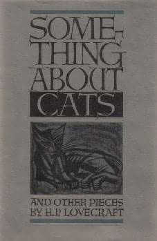 book cover of Something About Cats