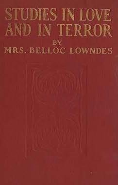 book cover of Studies in Love and Terror