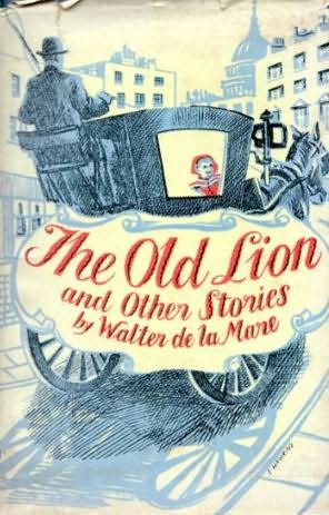 book cover of The Old Lion