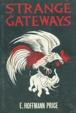 book cover of Strange Gateways