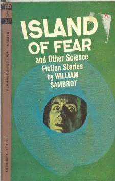 book cover of Island of Fear and Other Science Fiction Stories