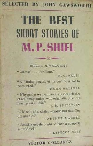 book cover of The Best Short Stories of M P Shiel