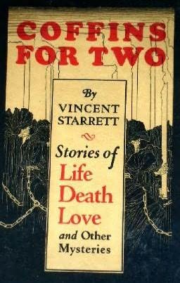 book cover of Coffins for Two