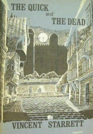 book cover of The Quick and the Dead