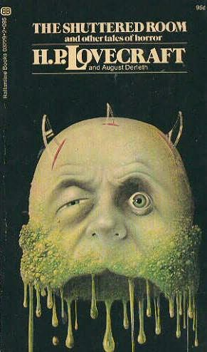 book cover of The Shuttered Room
