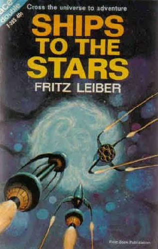 book cover of Ships to the Stars