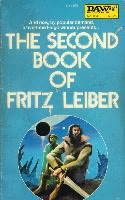 book cover of The Second Book of Fritz Leiber