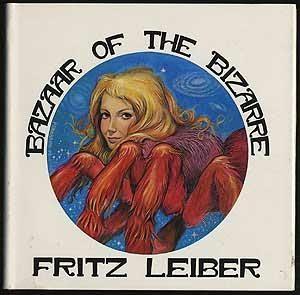 book cover of Bazaar of the Bizarre