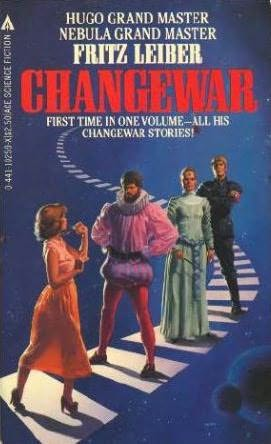 book cover of The Change War