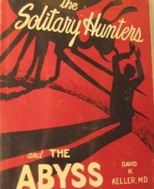 book cover of The Solitary Hunters and The Abyss