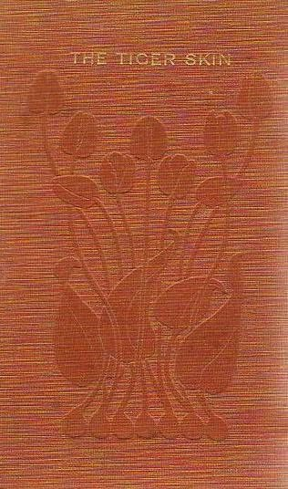 book cover of Tiger Skin