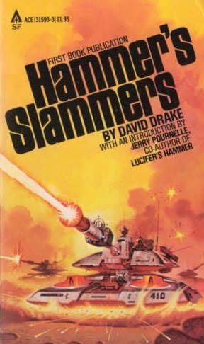 book cover of Hammer\'s Slammers