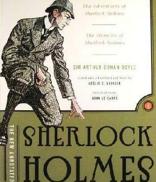 El Padre Brown vs Sherlock Holmes C2053
