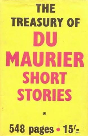 book cover of The Treasury of du Maurier Short Stories