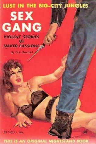 book cover of Sex Gang