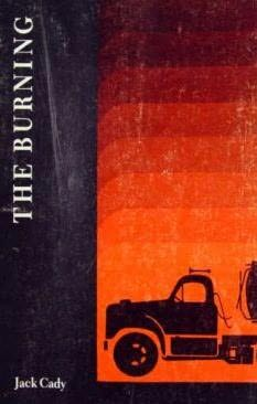 book cover of The Burning