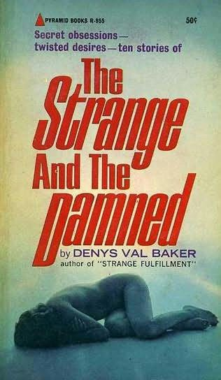 book cover of The Strange and the Damned