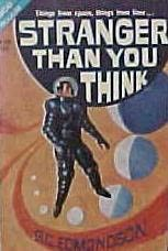 book cover of Stranger Than You Think