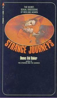 book cover of Strange Journeys