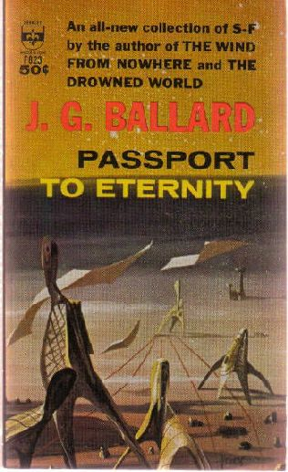 book cover of Passport to Eternity