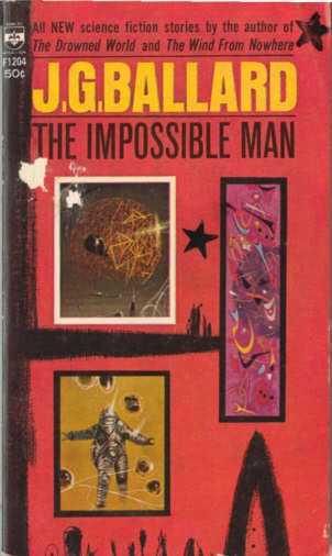 book cover of The Impossible Man
