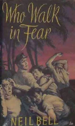 book cover of Who Walk in Fear