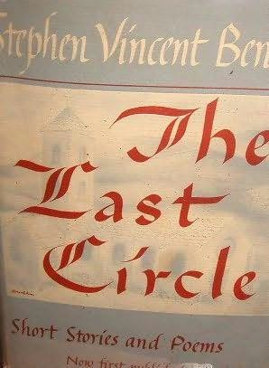 book cover of The Last Circle