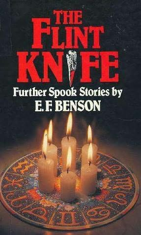 book cover of The Flint Knife