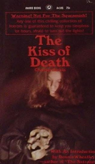 book cover of The Kiss of Death