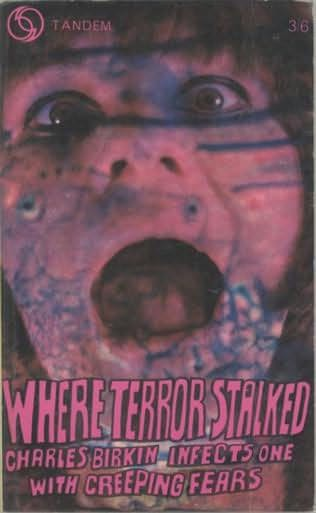 book cover of Where Terror Stalked