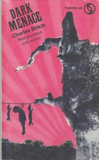 book cover of Dark Menace