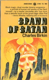 book cover of Spawn of Satan