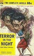 book cover of Terror in the Night