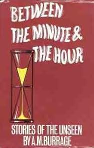 book cover of Between the Minute and the Hour