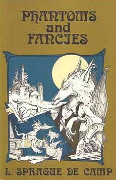 book cover of Phantoms and Fancies