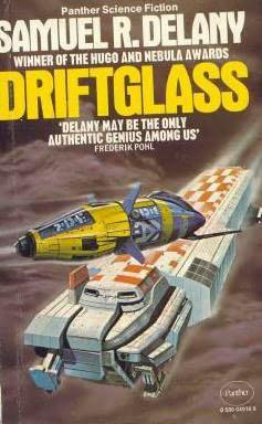 book cover of Driftglass