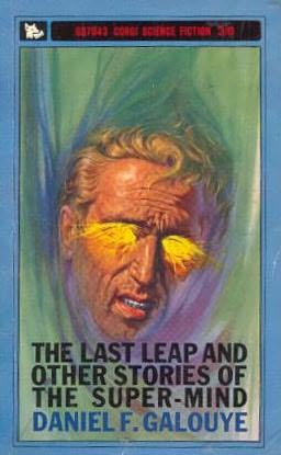 book cover of The Last Leap