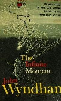 book cover of The Infinite Moment