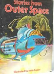 book cover of Stories from Outer Space