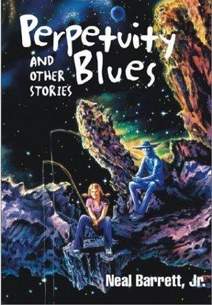 book cover of Perpetuity Blues