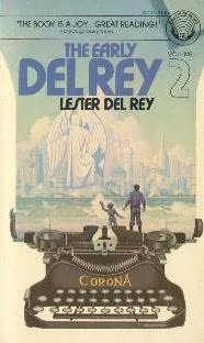 book cover of The Early Del Rey Volume 2