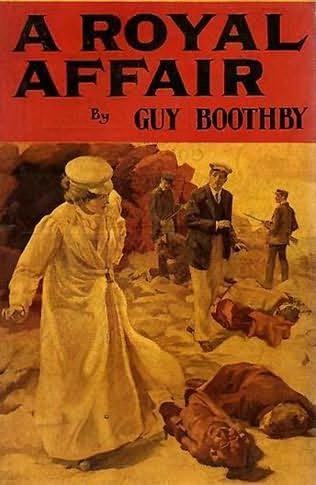 book cover of A Royal Affair
