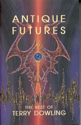 book cover of Antique Futures