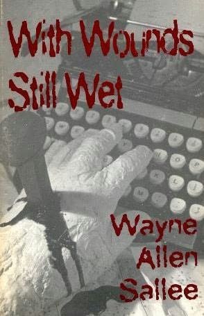 book cover of With Wounds Still Wet