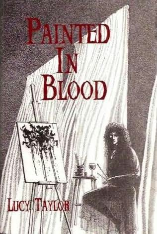 book cover of Painted in Blood